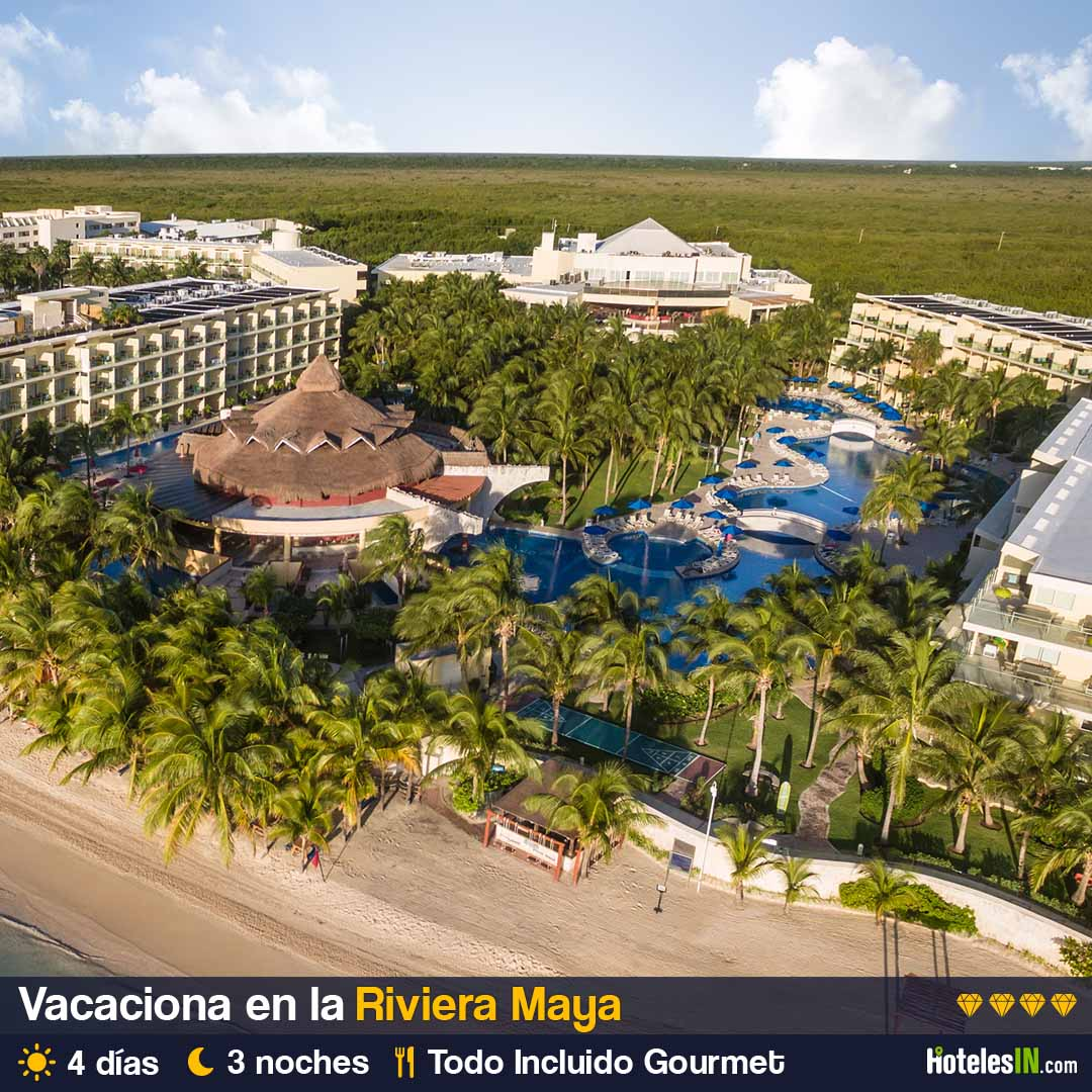Azul Beach Resort Riviera Cancún