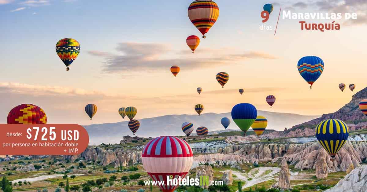 Maravillas de Turquia