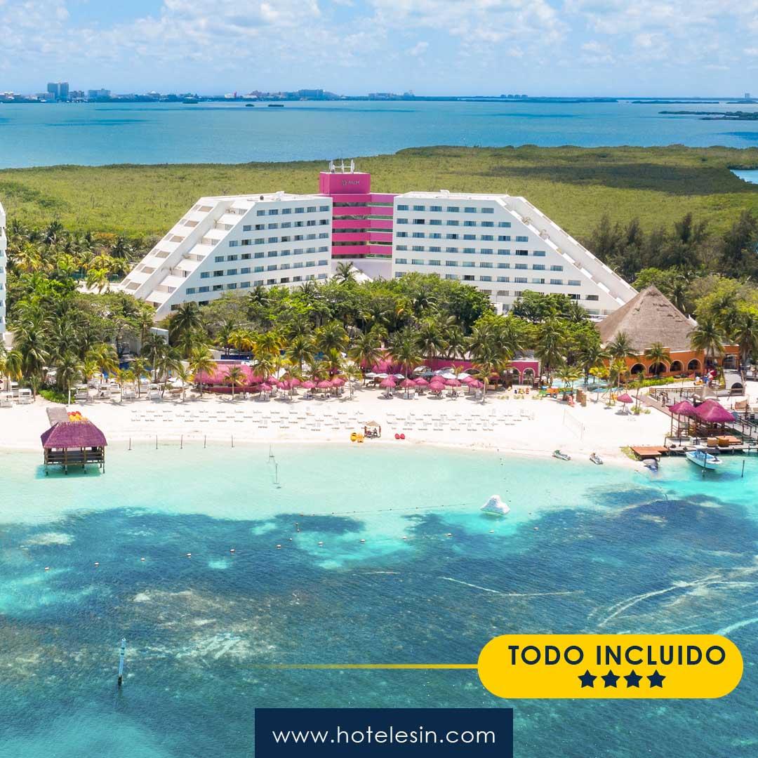Cancún, Zona Hotelera.