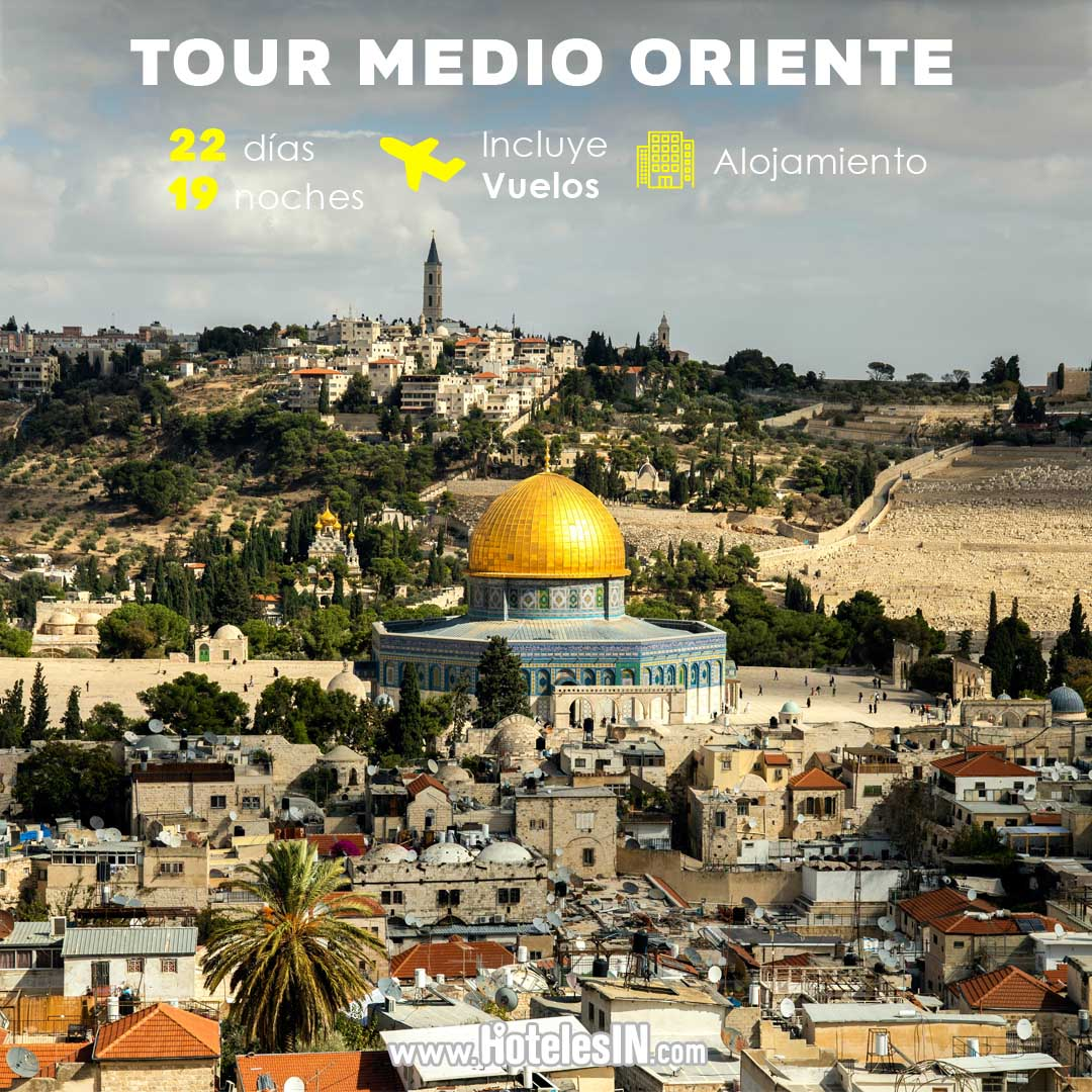 Gran Tour Medio Oriente I