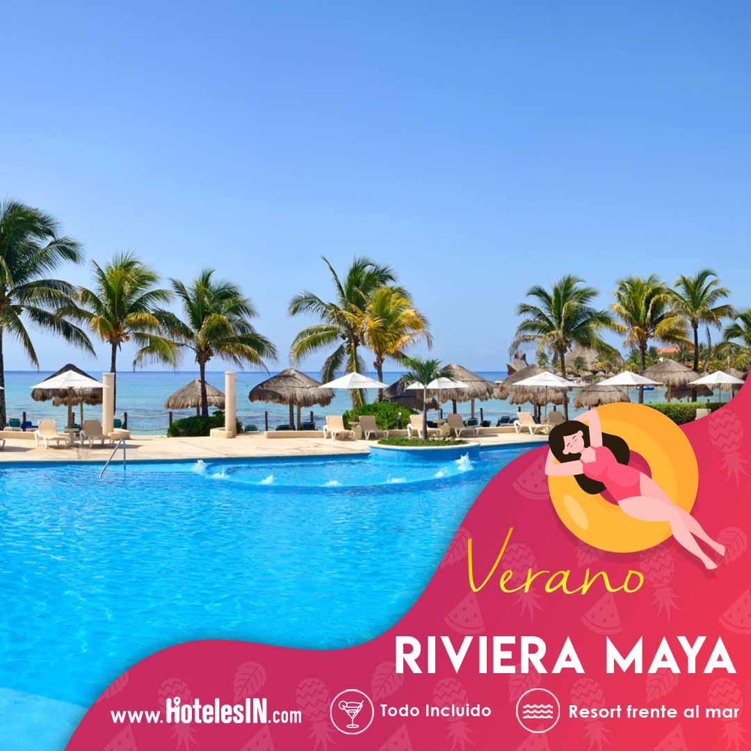 Riviera Maya, México.