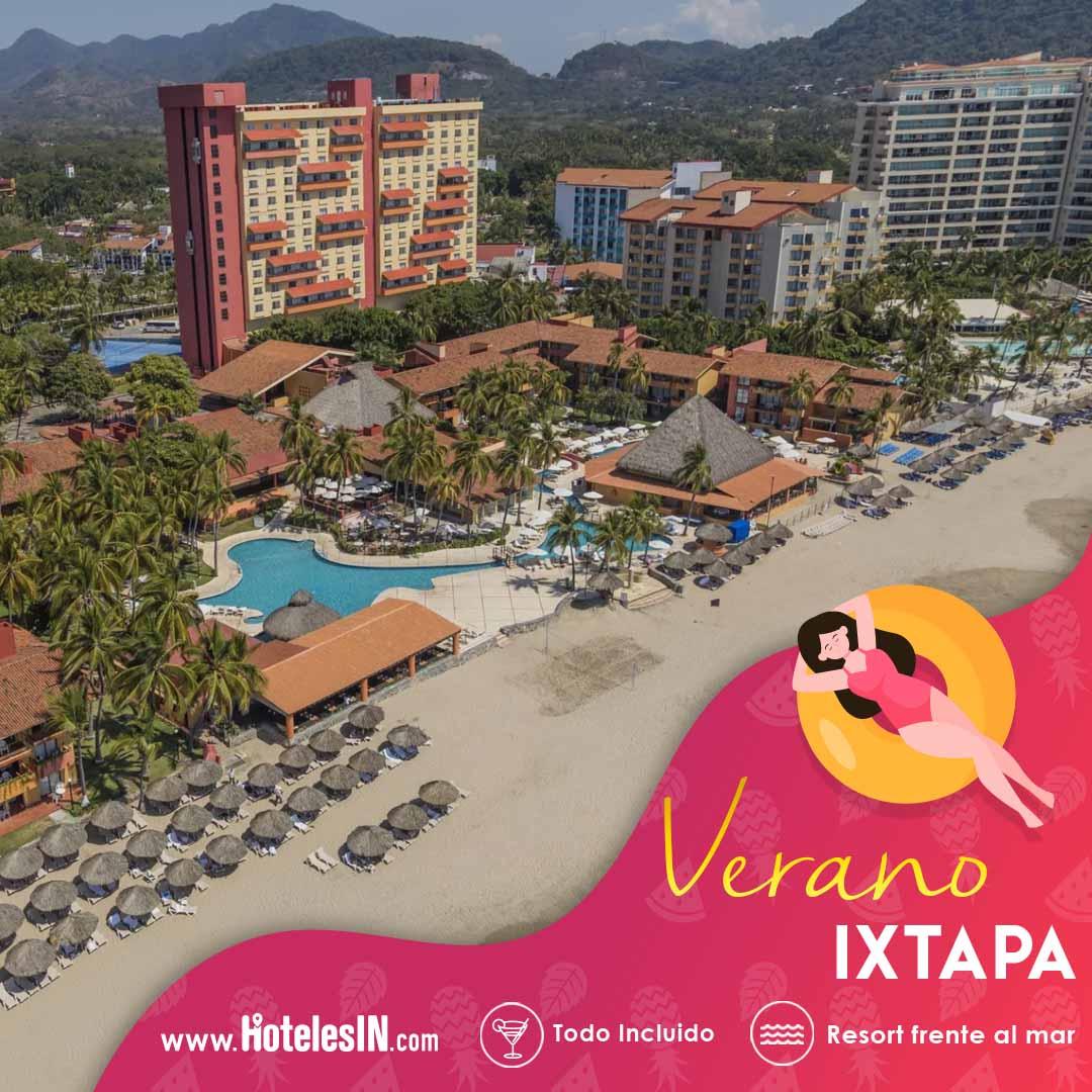 Ixtapa, México.